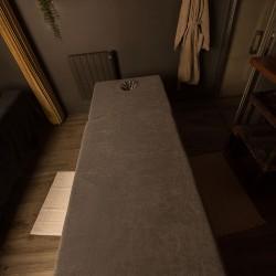 Housse de table éponge - 200x68x10
