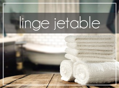 Linge jetable