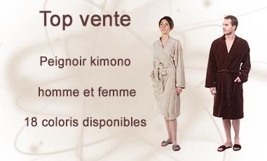 peignoirs kimono